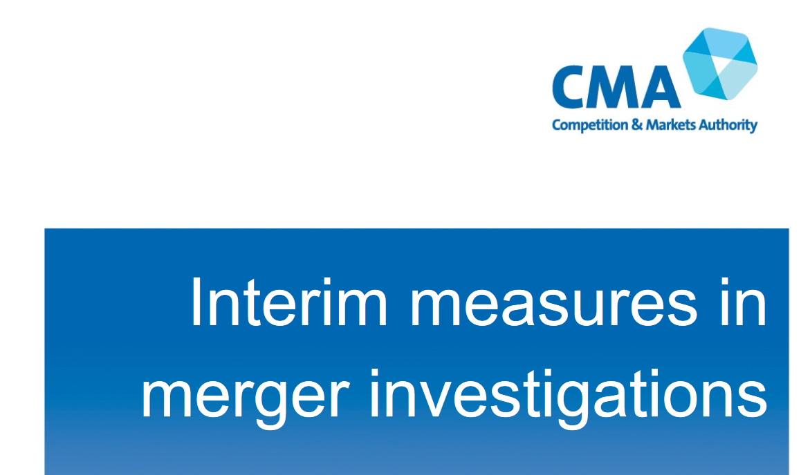 INterim Measures CMA